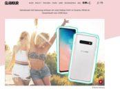Glamour Gewinnspiel 2 Samsung Galaxy S10+ Smartphone