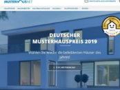 Musterhauspreis 2019 Gewinnspiel zahlreiche Sachpreise