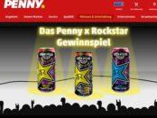 Penny Markt Gewinnspiel Rockstar Energy Campingzelte und Gutscheine