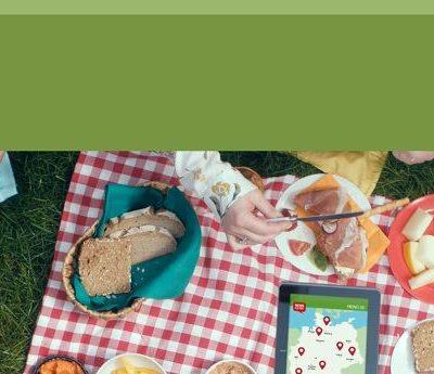 REWE Gewinnspiel Deutschlands beste Picknickplätze