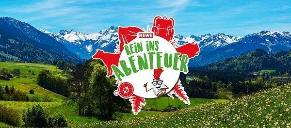 REWE Gewinnspiel Ferrero verlost 36 Familienreisen