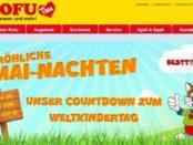 ROFU Gewinnspiel Mainachten Weltkindertag