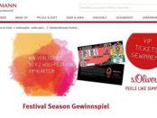Rossmann Gewinnspiel 50 mal 2 Holi-Festival VIP-Karten