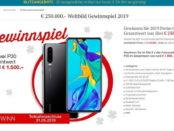 Weltbild Gewinnspiele Huawei P30 Smartphone