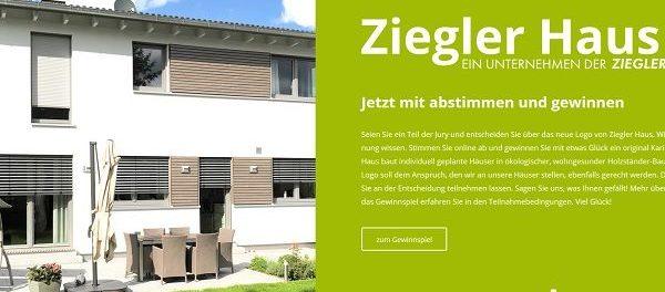 Ziegler Haus Gewinnspiel Karibu-Gartenhaus