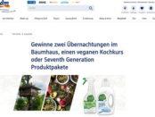 dm Drogerie Gewinnspiel Baumhaus Übernachtungen und veganer Kochkurs