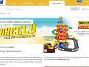 real Gewinnspiele 5 Wheely Fanpakete Kinderspielzeug