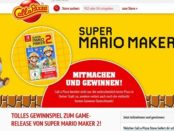 Call a Pizza Gewinnspiel 6 NINTENDO Switch mit SUPER MARIO MAKER 2