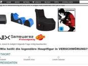 Gameswelt Gewinnspiel Mini PC und Sitzsäcke