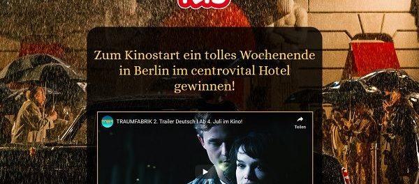 Gewinnspiel Berlin Wochenendreise und Überraschungspakete 24u-Network