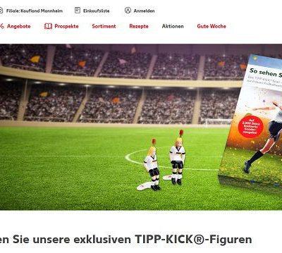 Kaufland Gewinnspiel Frauen Fussball WM 2019