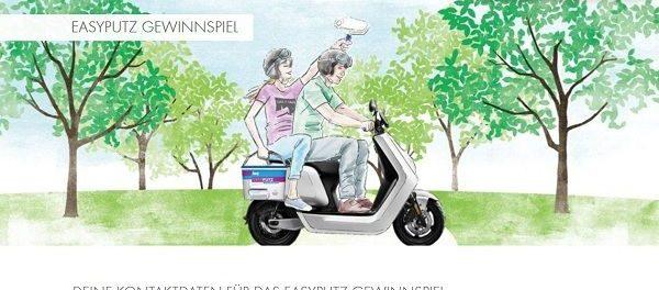 Knauf Gewinnspiel 10 NIU N1 Sport E-Roller
