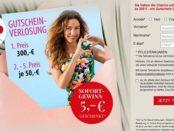 NKD Gewinnspiel mehrere Shopping-Gutscheine