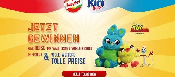 Reise Gewinnspiel Walt Disney World Resort Florida
