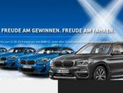 Sparkasse und Esso Autogewinnspiel BMW X3 und BMW X2