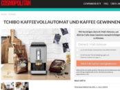 Tchibo Kaffeevollautomat Gewinnspiel Cosmopolitan