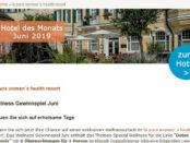 Wellnessfinder Gewinnspiel Wellnessurlaub la pura women´s health resort