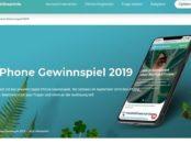 Apple iPhone XR Gewinnspiel Kontaktlinsen-Info 2019