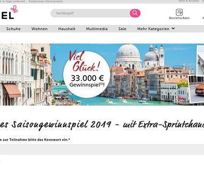 Auto-Gewinnspiel Klingel Versand VW Polo oder 10.000 Euro Bargeld