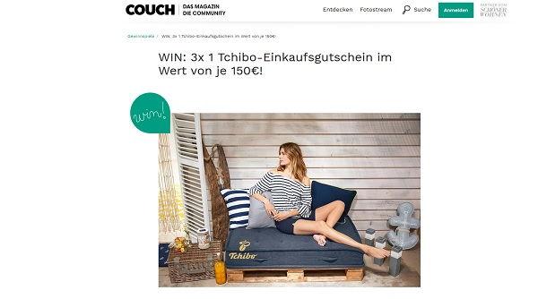 www.tchibo.de/traumreisen gewinnspiel