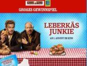 Edeka Gewinnspiel Leberkäs Junkie private Kinovorstellung