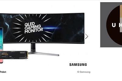 GQ Magazin Gewinnspiel Gamer Monitor und Samsung S10 Smartphone