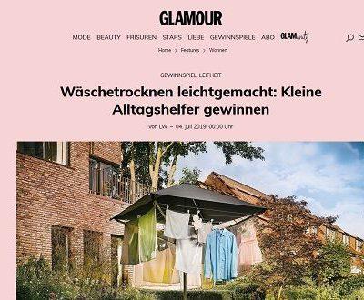 Glamour Magazin Gewinnspiele Leifheit Wäsche-Sets