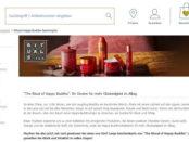 Karstadt Gewinnspiel 5 Large Geschenksets The Ritual of Happy Buddha