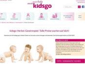 Kidsgo Herbst-Gewinnspiel Leggero Vento R pure Fahrradanhänger