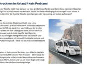 Leifheit Gewinnspiel Wohnmobil Reisegutscheine gewinnen