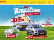 Lotto Baden Würtemberg Gewinnspiel 2 E-Bikes Wunschgewinnwahl