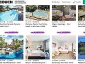 Reise-Gewinnspiele Couch Magazin 15 mal Urlaub gewinnen