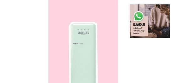 SMEG Kühlschrank Gewinnspiel Glamour Magazin