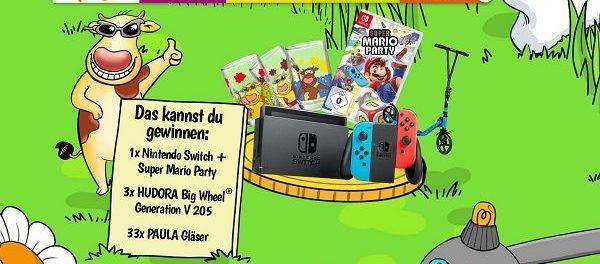Toggo und Dr. Oetker Gewinnspiel Nintendo Switch