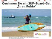 ebay Kleinanzeigen und Bild.de Gewinnspiel SUP-Board-Set