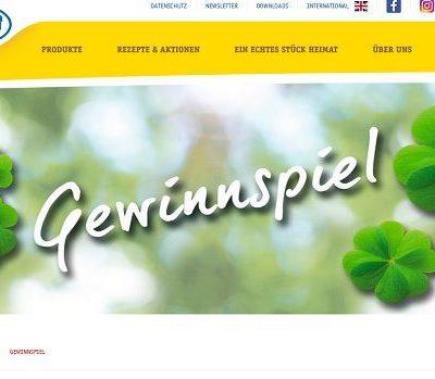 Agrarfrost Gewinnspiel 3 Campus UP Schulranzen von Scooli
