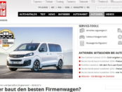 Auto Bild Gewinnspiel Opel Zafira Life gewinnen