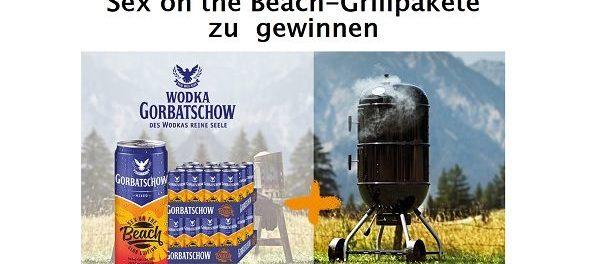 Bild.de Gewinnspiel Wodka Gorbatschow Grillpakete