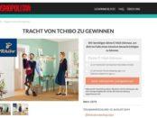 Cosmopolitan Gewinnspiel Tchibo Trachten-Outfit