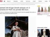 Dirndl Gewinnspiel Jolie verlost Krüger Dirndl Gutscheine