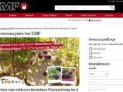 EMP Gewinnspiel Baumhaus Übernachtungen 4 Personen
