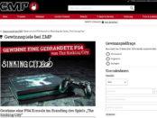 EMP Versand Gewinnspie PlayStation 4 Sinking City Edition