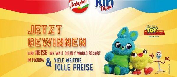 Florida Reise Gewinnspiel World Disney World Resort Aufenthalt gewinnen