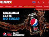 Gewinnspiel kostenlos Penny und Pepsi Taste Challenge Playstation 4