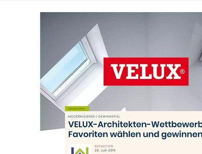 Hamburg Reise Gewinnspiel Wohnglück Architekten Wettbewerb Abstimmung