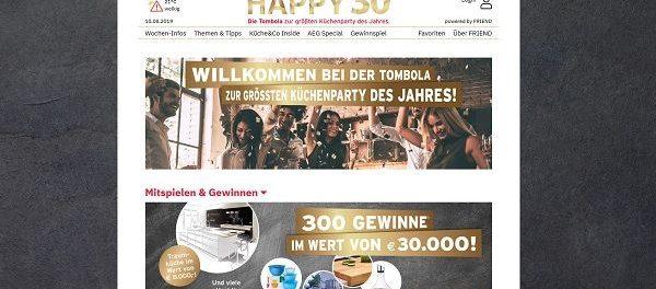 Küchen Gewinnspiel Küche und Co. 300 Gewinne 30.000 Euro