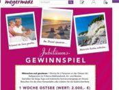 Meyer Mode Gewinnspiel 1 Woche Ostsee Urlaub gewinnen