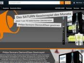 Saturn Gewinnspiel 10 Philips elektrische Zahnbürsten