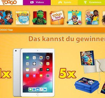 Toggo Gewinnspiel Apple iPad und Toy Story 4 Fanpakete