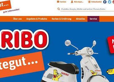 tegut Gewinnspiel Haribo Vespa Motorroller gewinnen